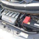 2.0Lの直列4気筒DOHCエンジンと4速ATはメガーヌと共通。スペックとしては平凡だが、低中回転域でのトルクが厚く、扱いやすい特性を持っている