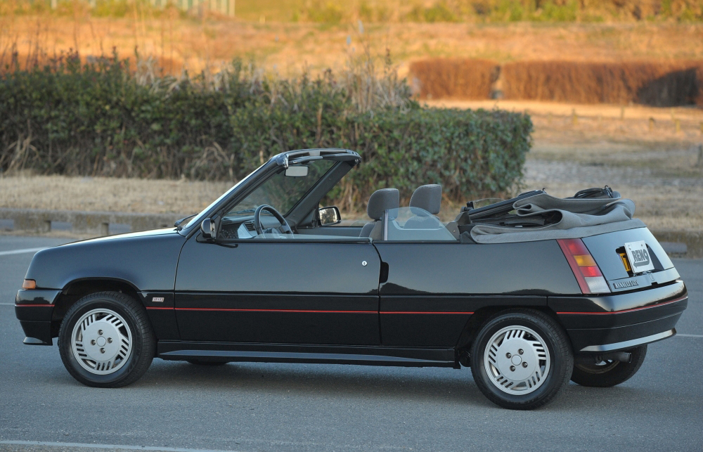 renault super 5 gtx cabriolet reno blog. Black Bedroom Furniture Sets. Home Design Ideas