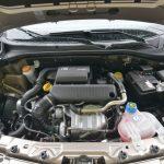 エンジンは直列4気筒ガソリンターボで、最大出力は88kW(120PS)/5000rpm、最大トルクは206Nm(21.0kgm)/2000rpm。際立った性能はないが、非常にリニアでターボによる過給を感じさせない自然さが秀逸だと思う