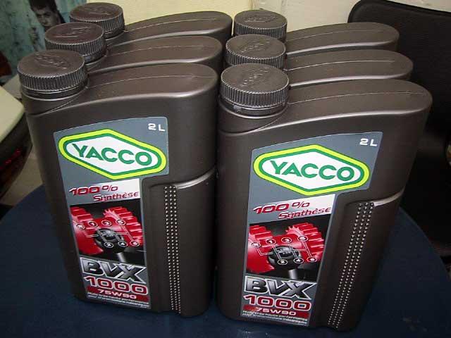 yacco bvx 1000