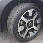 タイヤサイズは205/50 R17